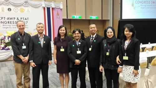Photo Bersama AWP Thailand 2017