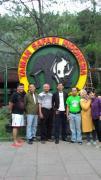 Pelatihan ini diselenggarakan di Safari Lodge